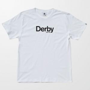 YTY-DERB-WHIT-01 TEE